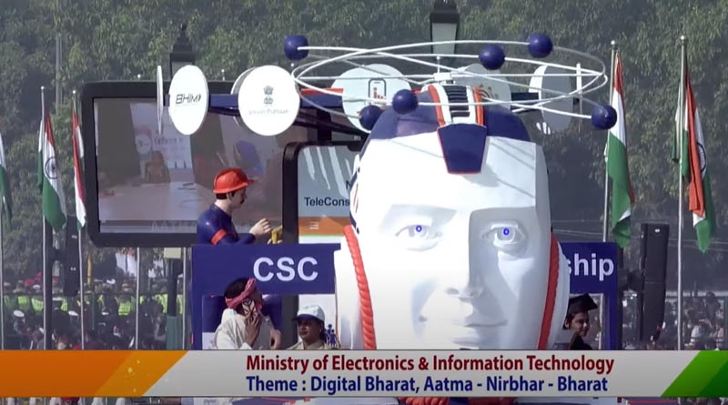 Ministry Of Electronics And Information Technology Tableau